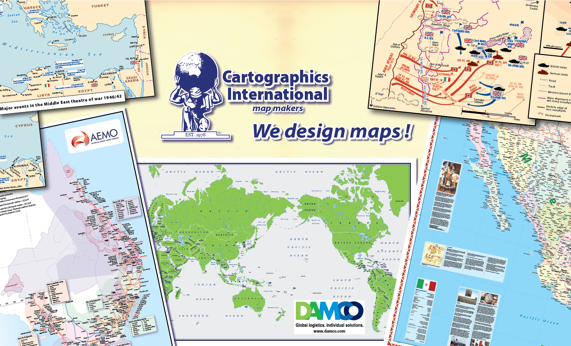 Cartographics International  Good Cartography is about attention