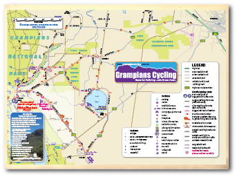Grampians Cycling