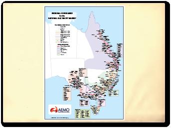 Australien Energy Market Operator (AEMO)